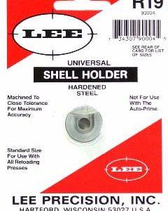 R19 SHELL HOLDER