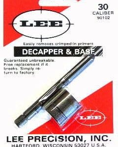 DECAPPER & BASE 30