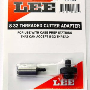 8-32 THREADED CUTTER