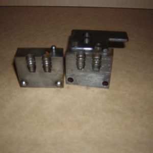 RCBS Double cavity mould # 38-162 swc