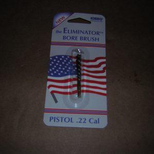 Eliminator bore bush pistol 22 call