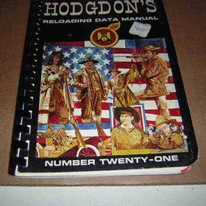 Hodgdon reloading  #21