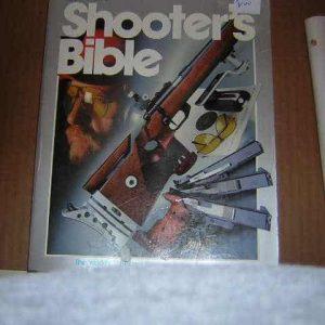 Shooter's bible #77 1986