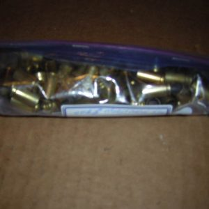9MM shell casings mixed head stamps 100 per bag