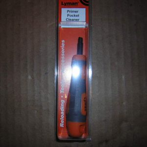 LYMAN Primer pocket cleaner small