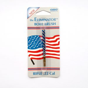 Iosso Eliminator pistol 22 cal brush