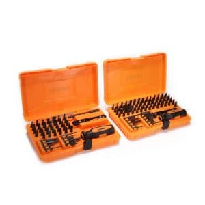 Lyman 45 Master gunsmith tool kit the first kit in the picture