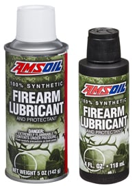 AMSOIL Synthetic firearm lubricant