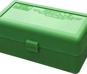 MTM ammo box RM-50-10 308/243/7mm-08/6.5 creed