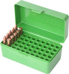 MTM 22-horn-10 ammo box