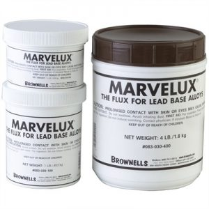 Marvelux lead cleaner