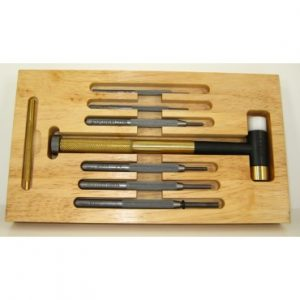 Lyman Deluxe Hammer & Punch set
