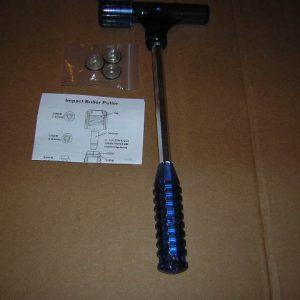 Impack bullet hammer