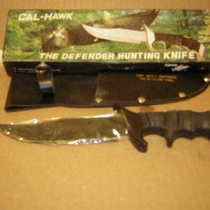 Cal-Hawk Hunting Knife