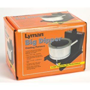 Lyman Big dipper casting furnace over 10 lb