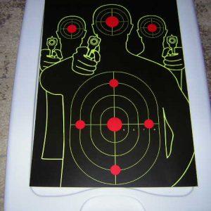 Hound's Den Splatter target Packs of 10 # GB 0418